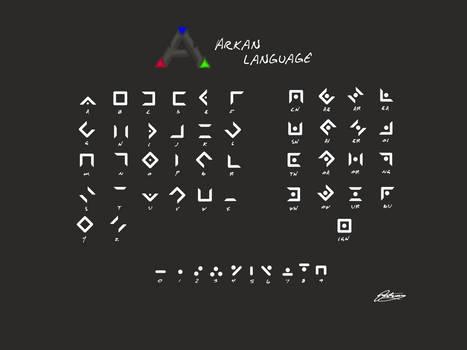 Arkstories - Arkan Language Guide [REVAMPED]