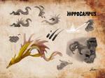 NU:AMAM Bestiary - Hippocampus