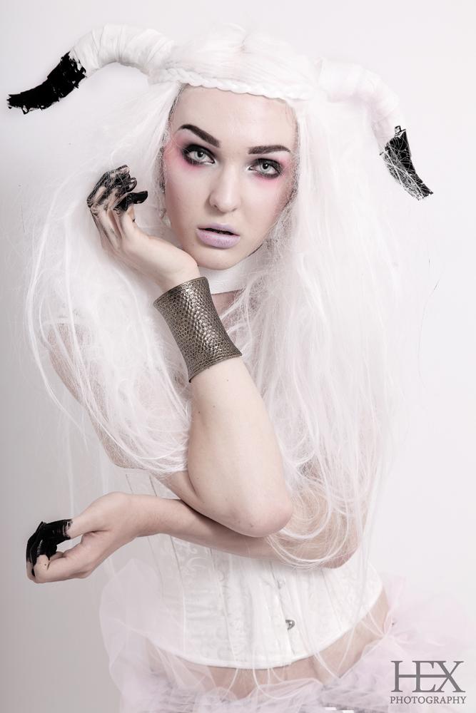 Demon goddess by HexPhotography