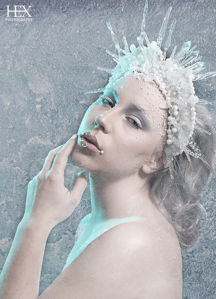Ice Queen by HexPhotography