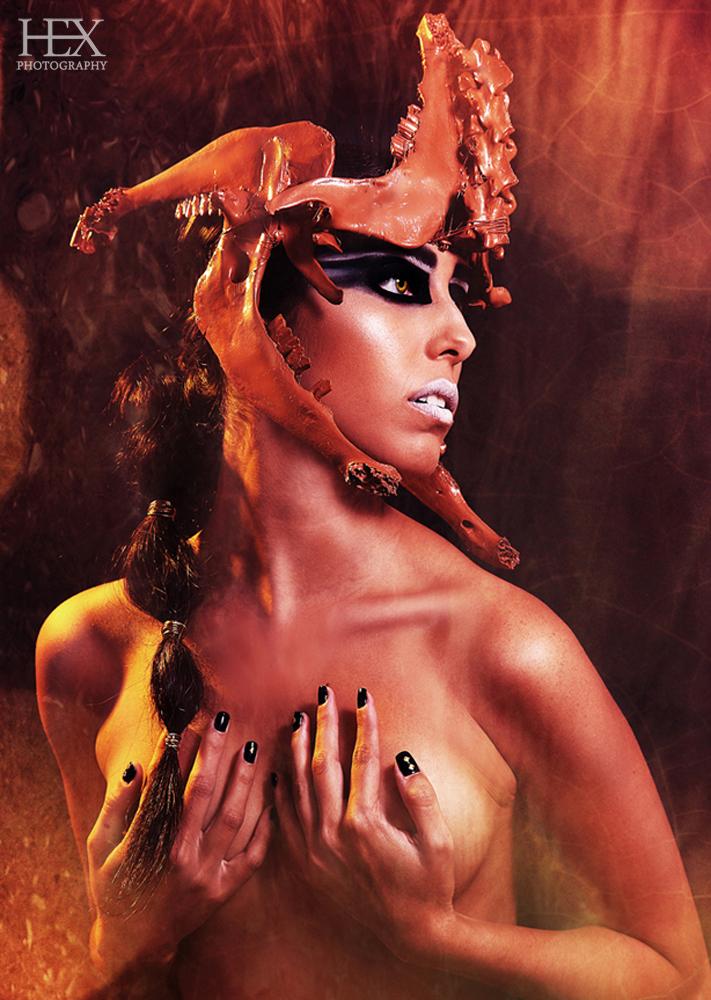 Tribal Queen by HexPhotography