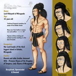 Hideyoshi: Profile
