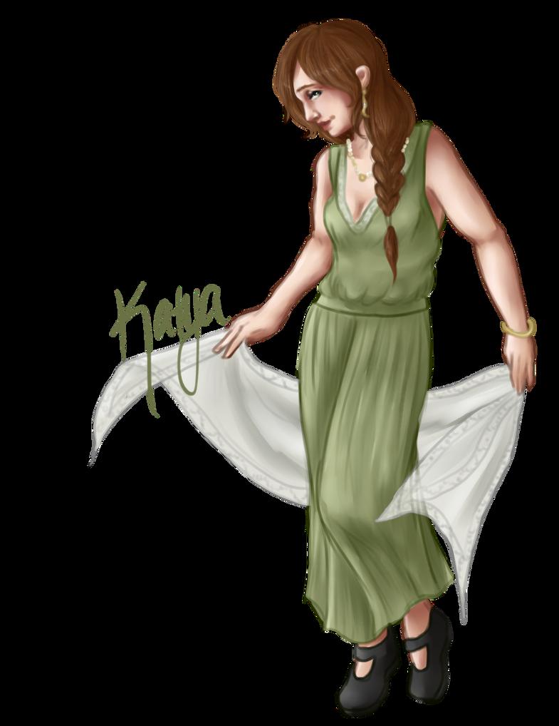 Katya [Gift] by pandalamaa