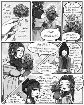 [Comic] Illyana's Bouquet - Page 1