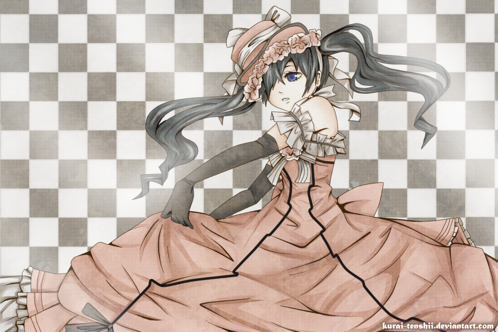 Ciel Phantomhive by kurai-tenshii