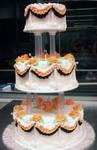 October Wedding Cake by theshaggyturtle