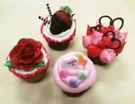 Sexy Valentine's Day Cupcakes