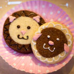 Lion and Lamb Cookies