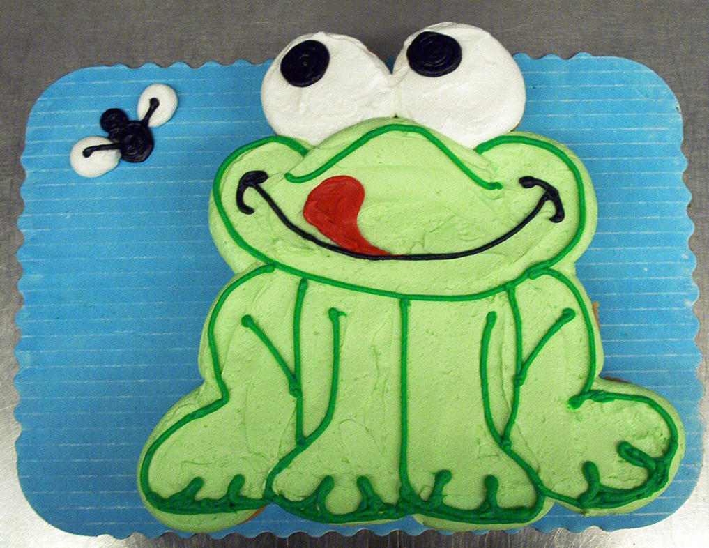 CupCake Frog by theshaggyturtle on DeviantArt
