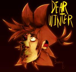 Dear Winter | TBATF FanArt by Bunnythehopper1234