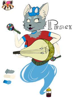 [Myo] Percy the Bottlekin