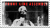 Front Line Assembly stamp by Basement-Aviator
