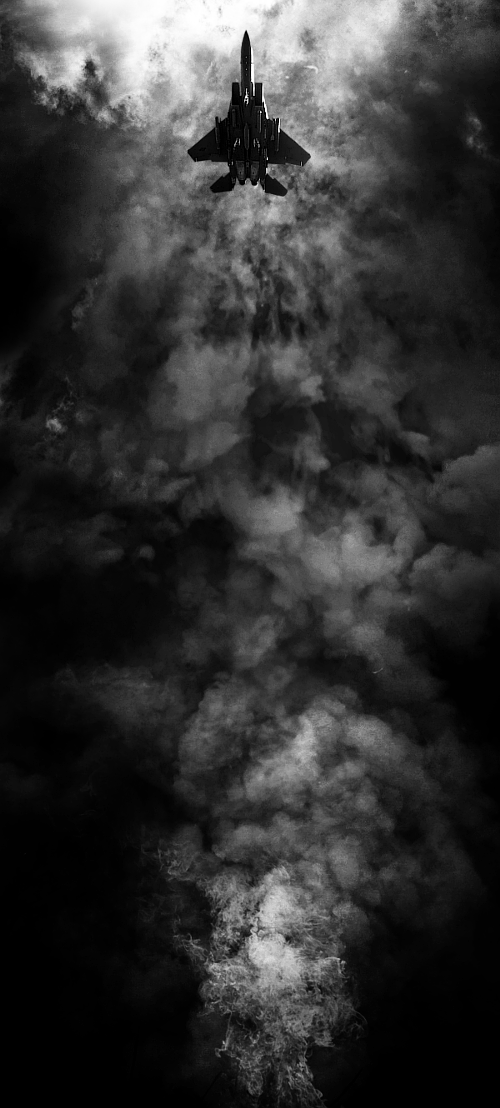 Ausgang zum Himmel by Basement-Aviator