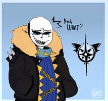 Reall Fell Sans by Noioo