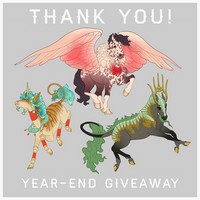 THANK YOU! Design giveaway for my watchers :') by franknsteins