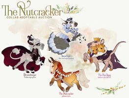 [CLOSED] COLLAB AUCTION: THE NUTCRACKER by franknsteins