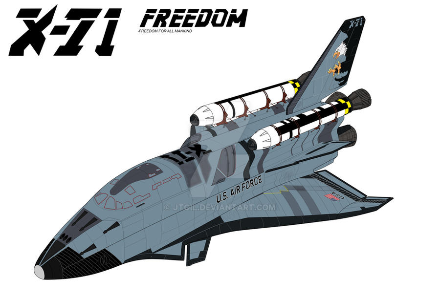 space shuttle x 71 independence - photo #3