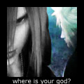 where is your god? by SarahAurelie