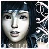 And I Run by SarahAurelie