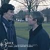 Sherlock + Watson by SarahAurelie