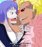 [ One Piece OC ] Put me down !