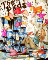 The Birds by Foozyschtuff