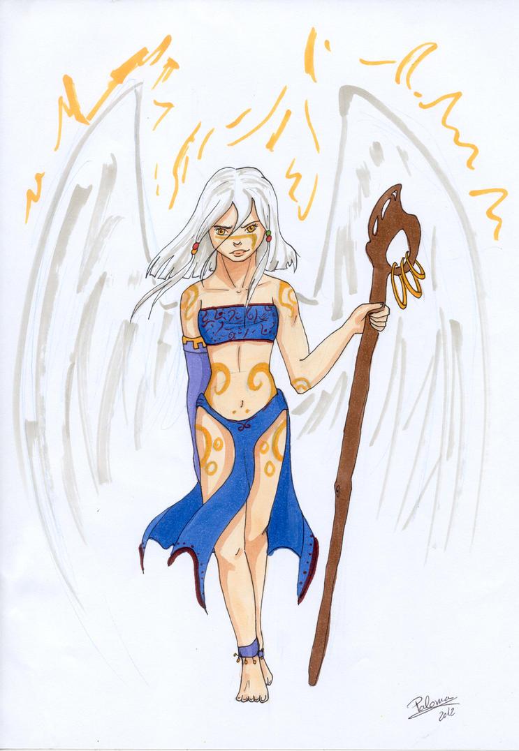 Angel by Paloma-momiji