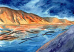 73 - Yukon river by Rikkimaru129
