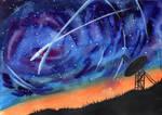 122 - Meteor rain by Rikkimaru129
