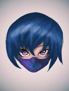 Mask Girl Anime