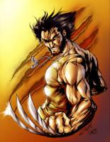 Wolverine Clrs: Clean by CdubbArt