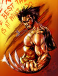Wolverine Clrs: Bloody