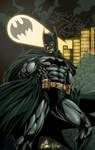 I'm Batman: Dark Knight Clrs