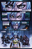 Summons Vol2 pg1 by CdubbArt