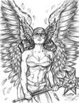 Golden Age Hawkgirl