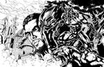 Black Panther: Wakandan Warrior Inks
