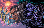 Black Panther: Wakandan Warrior Clrs Glow