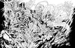 Chronos V Ares (Time N' War) Inks