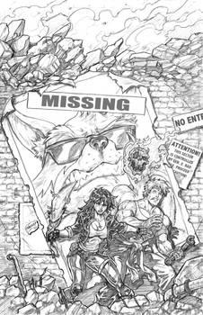 Franklin Ghost DOFP Cover Homage