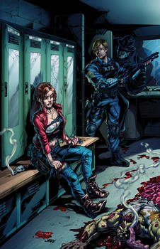 RE2: No Rest For The Wicked Clrs