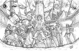 One Piece: Strawhat Crew