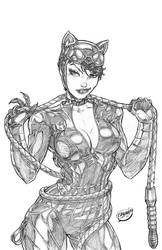 Arkham Knight Catwoman