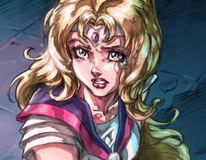 Sailor Moon redraw Cdubbified!