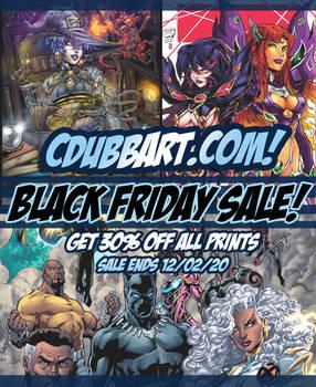 Black Friday Sale CDUBBART 2020