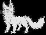 F2U Long Haired Feline Base