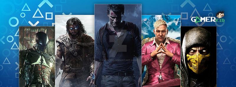 Gamerkid facebook Cover