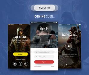 Vg Ui Kit - Coming Soon