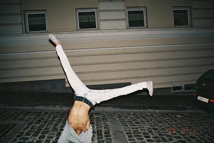 Untitled [Stunt] 2013 by geonebieridze