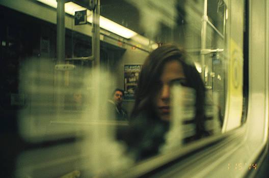 Untitled [U-bahn] 2014