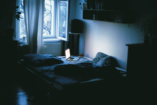 Untitled [Home, Berlin] 2014